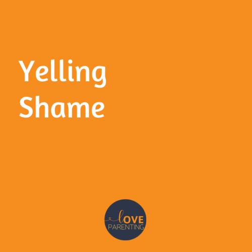 Yelling Shame