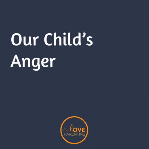 Our Child's Anger