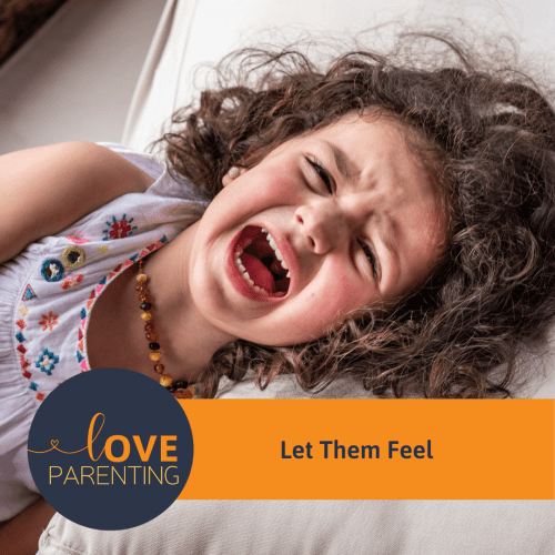 Let Them Feel