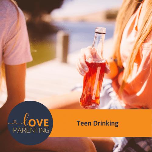 Teen Drinking Tip
