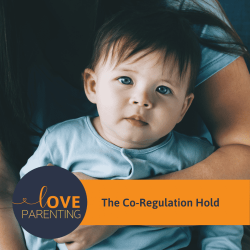 The Co-Regulation Hold