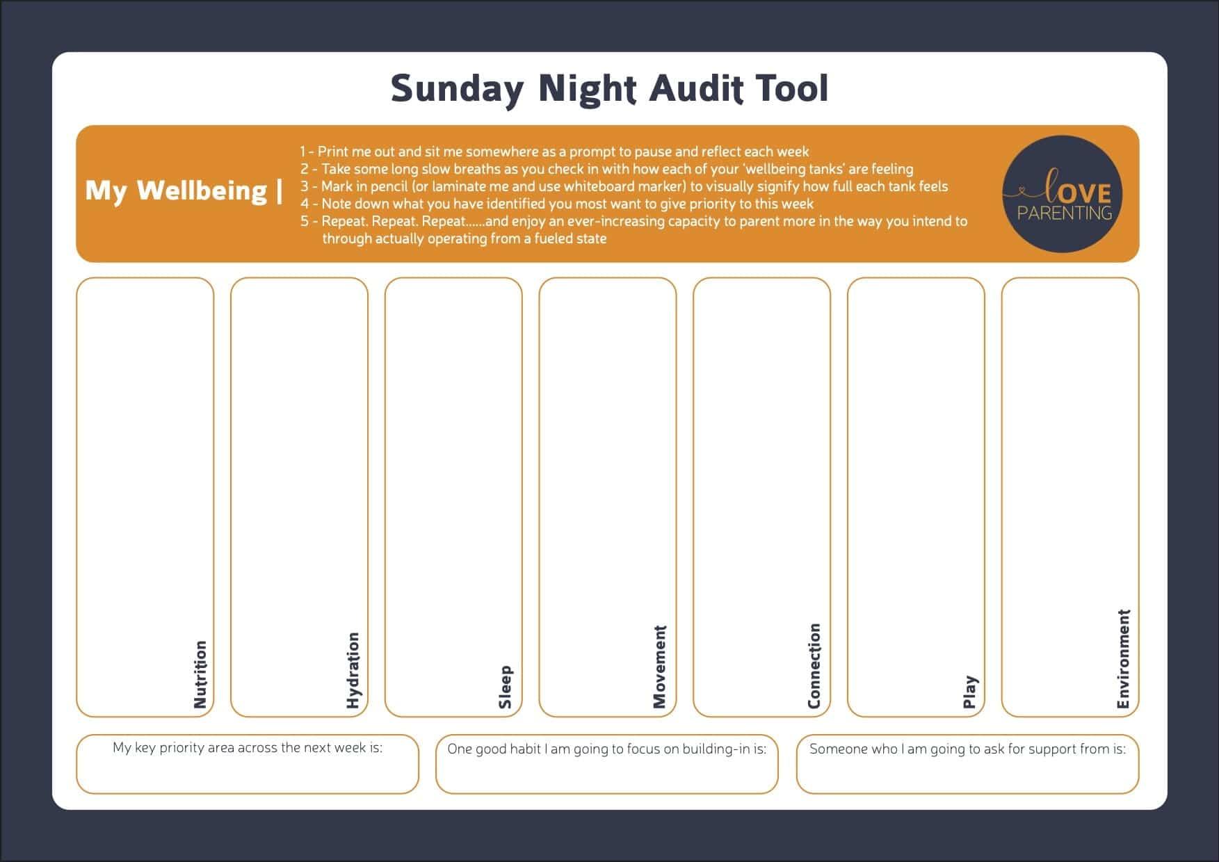 Sunday-Night-Audit-Tool